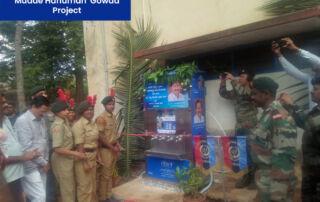 Tumku Ex MP Mudde Hanuman Gowda Project